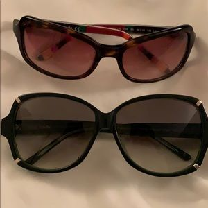 Kate Spade Sunglasses Two Pairs